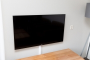 Installatie Sony Led TV + Humax PVR