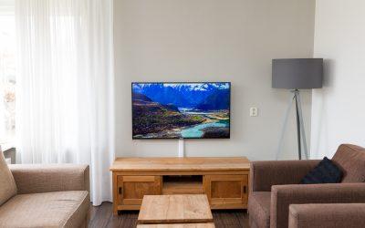 Installatie Sony Led TV en Humax PVR
