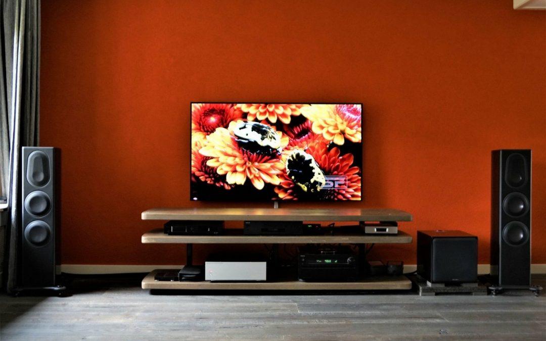 Installatie 65 inch LG OLED TV + kalibratie