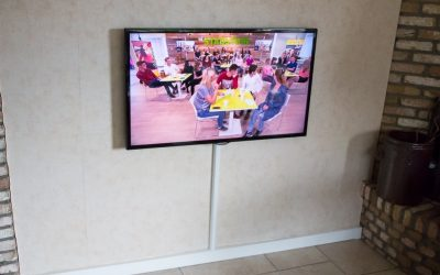 Ophangen Led TV